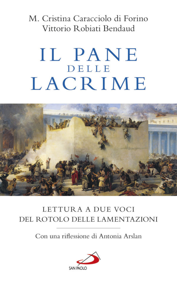 Il pane delle lacrime - M. Cristina Caracciolo di Forino, Vittorio Robiati Bendaud