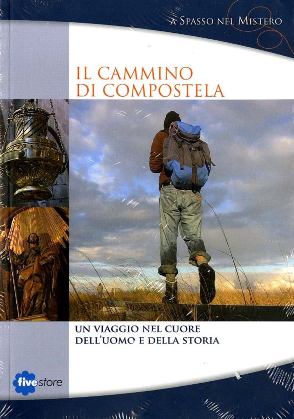 Il cammino di Compostela - Riccardo Piol, Marina Ricci