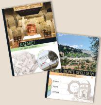 Il Monte degli Ulivi e i suoi santuari + Nazaret e i suoi santuari