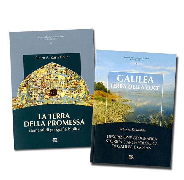 "Offerta speciale ""geografia biblica"" - Pietro A. Kaswalder"