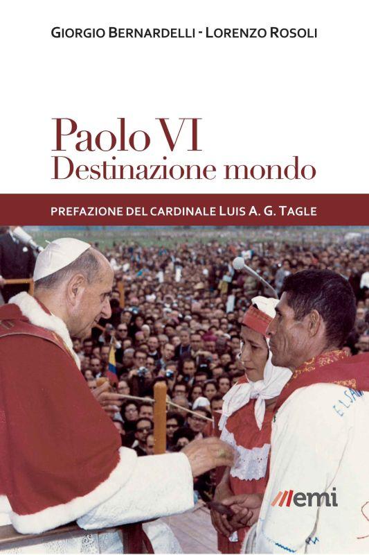 Paolo VI destinazione mondo - Giorgio Bernardelli, Lorenzo Rosoli
