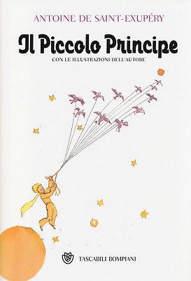 Il Piccolo Principe (Bompiani) - Antoine de Saint-Exupéry