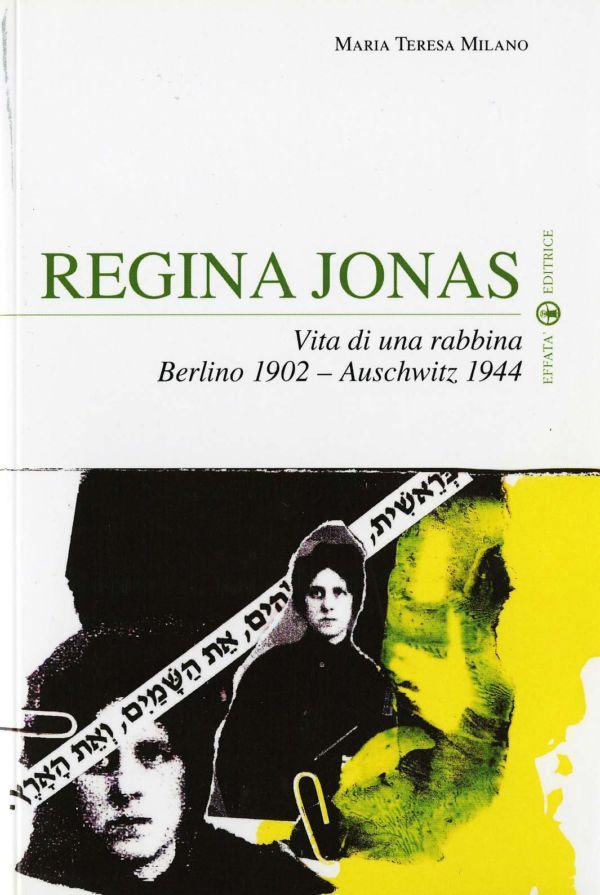 Regina Jonas - Maria Teresa Milano
