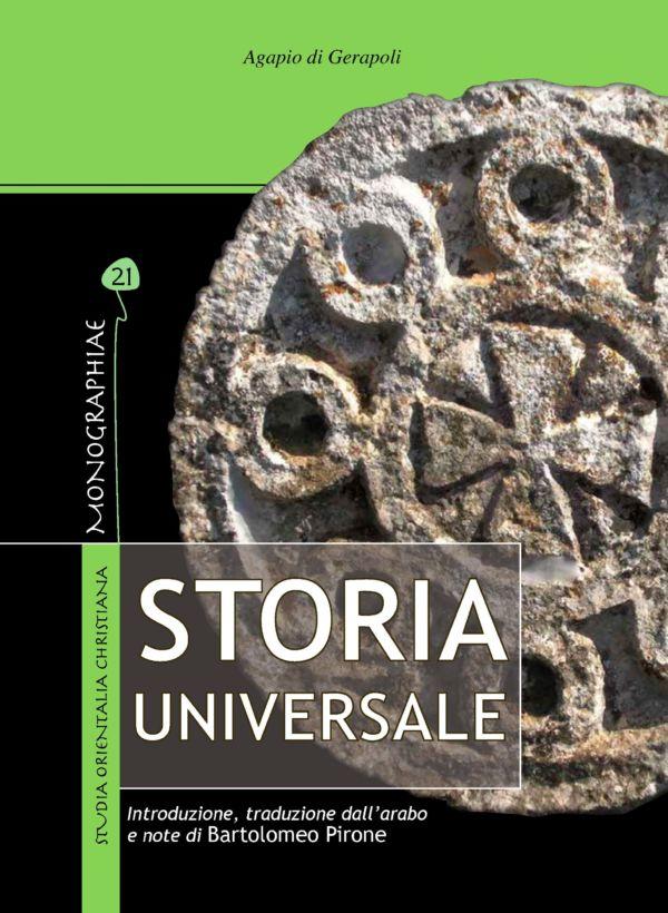 Storia universale - Bartolomeo Pirone