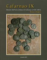Cafarnao IX. Monete dell'area urbana di Cafarnao (1968-2003) - Bruno Callegher