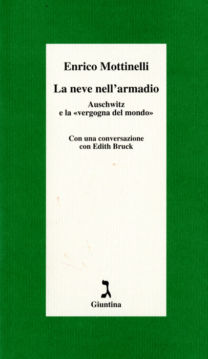 La neve nell'armadio - Enrico Mottinelli