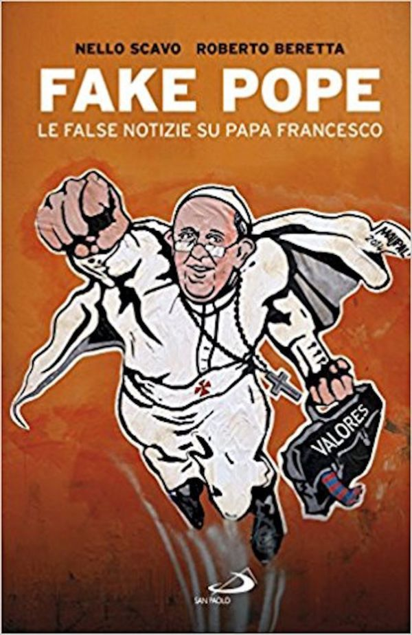 Fake Pope - Roberto Beretta, Nello Scavo