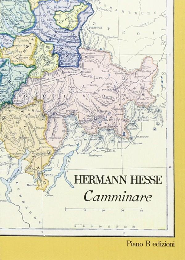 Camminare - Hermann Hesse