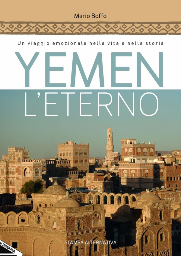 Yemen l'eterno - Mario Boffo