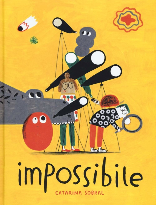 Impossibile - Catarina Sobral