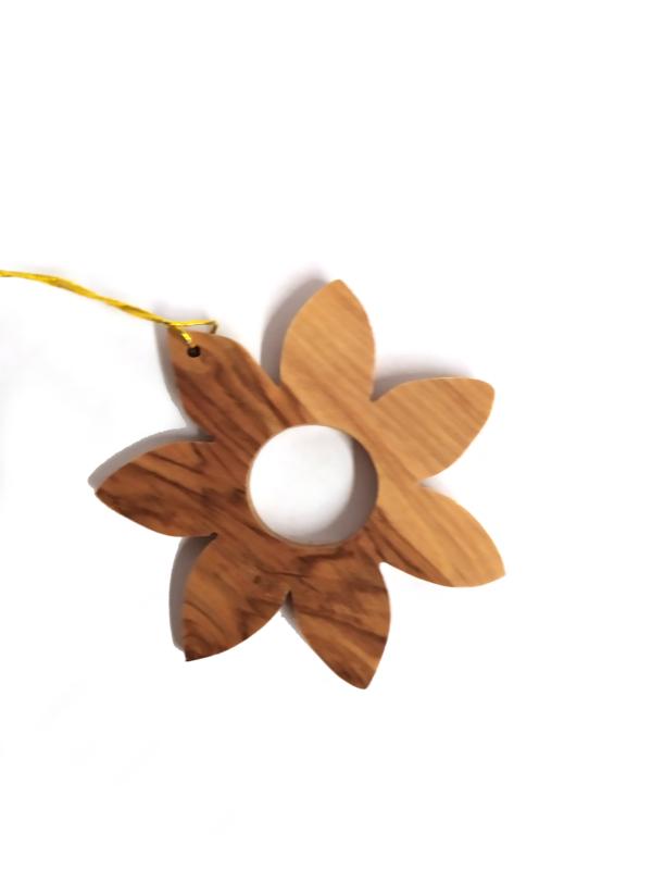 Ornamento a forma di fiore