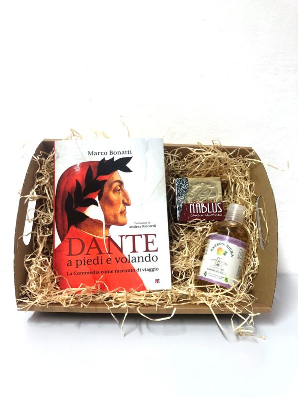 Cesto 1 – Dante + Prodotti corpo