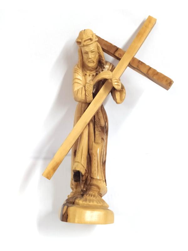 Gesù Cristo con croce – Calvario grande