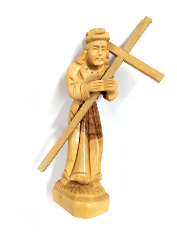 Gesù Cristo con croce – Calvario