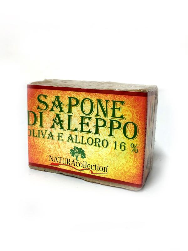 Sapone di Aleppo 16%
